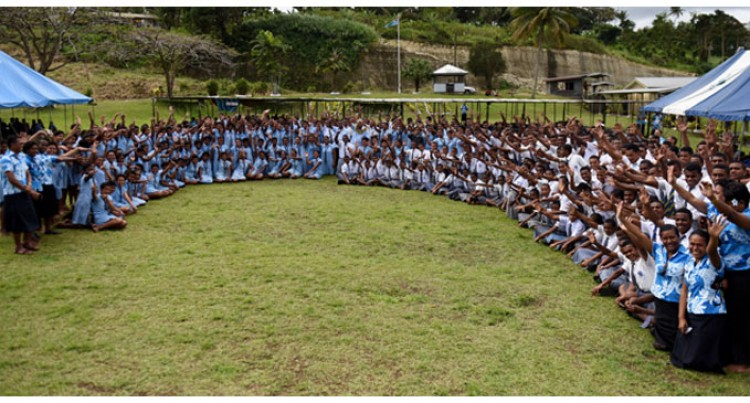Nasinu School Celebrates 35 Years