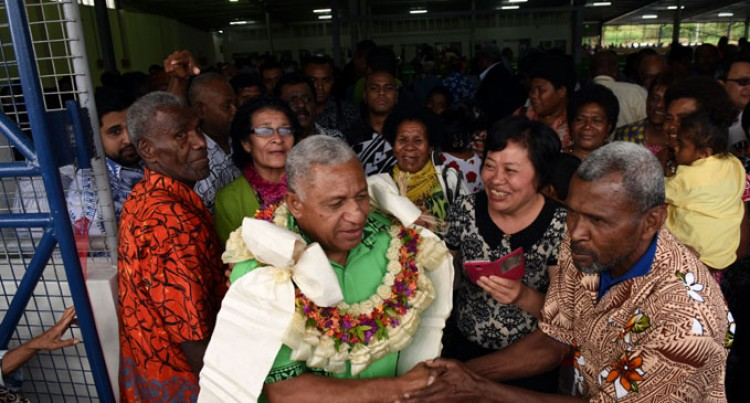 PM: We Will Deliver the Best in Service