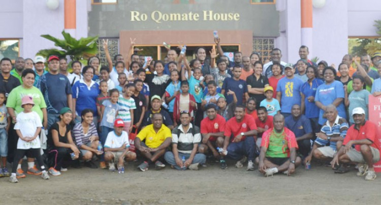 More Turnout In Westpac Labasa Walk