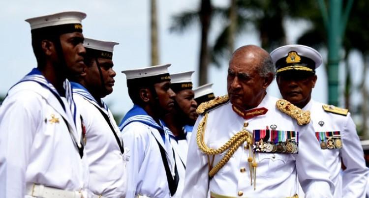 Praise For Ratu Epeli