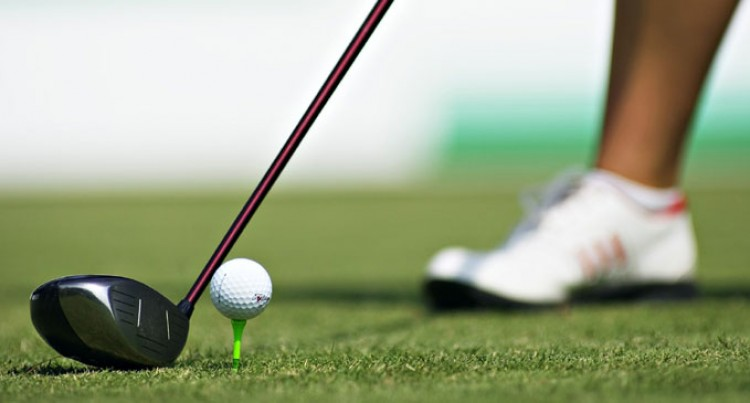 Ba Golfers Prasads Reign In Two-Men Ambrose