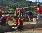 Grace Road's Rice Mill In Navua Well On The Way