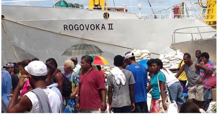 MV Rogovoka For Franchise Trips
