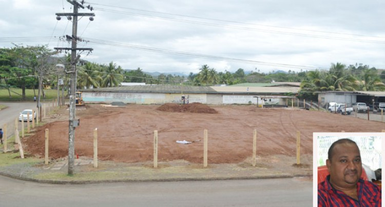 $4M Galaxy Plaza Groundworks Begin In Labasa
