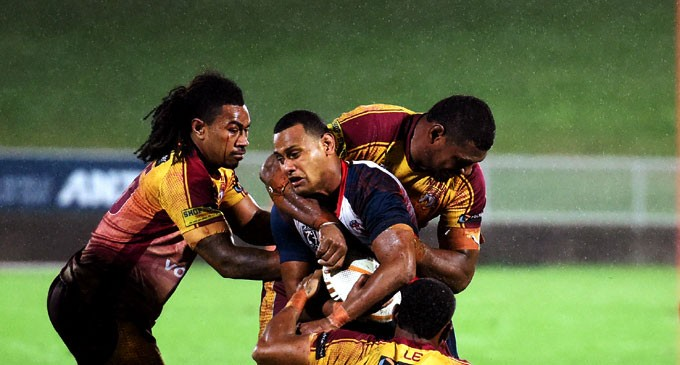 Vodafone Cup Goes Roosters' Way