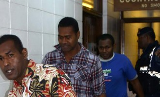 36 Appear for Sedition Charges