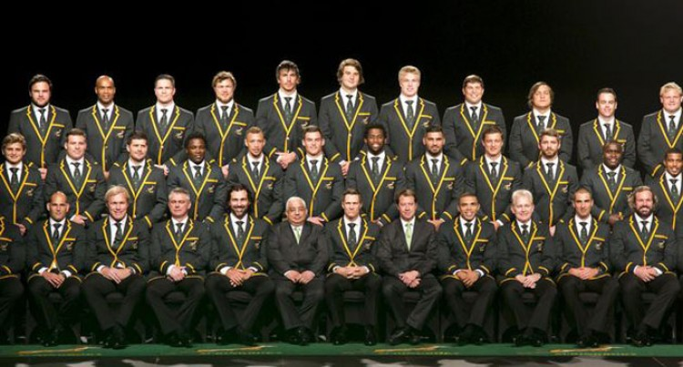 Tears Flowed Inside Springbok Camp