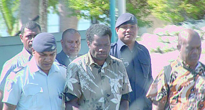 Naria Murder Accused Seeks Legal Aid