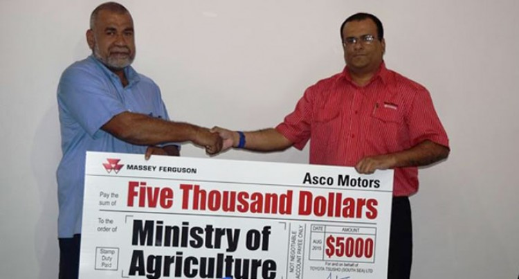 Asco Motors And National Food And Nutrition Support Show