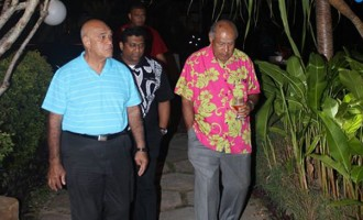 Work With Govt, Ratu Epeli Urges Private Sector