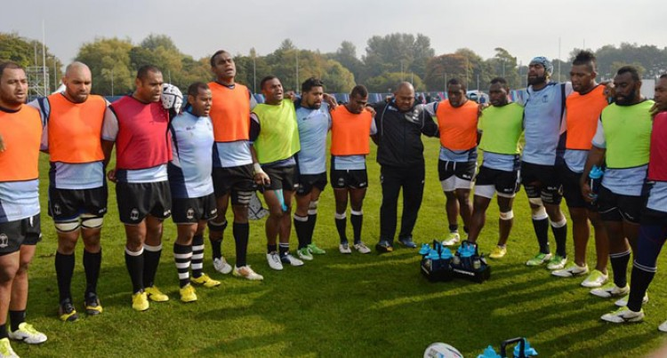 Building A New Culture With Our Flying Fijians