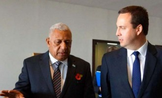 Aussie Minister: This PACER Plus Will Help In Fiji, PM Bainimarama Disagrees Strongly