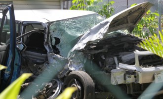Furore Over Fatal Crash