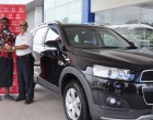 Lotawa Wins Chevrolet Captiva