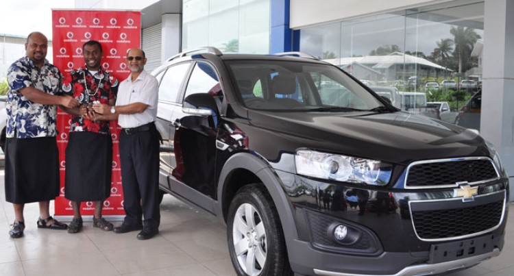 Lotawa Wins Chevrolet Captiva