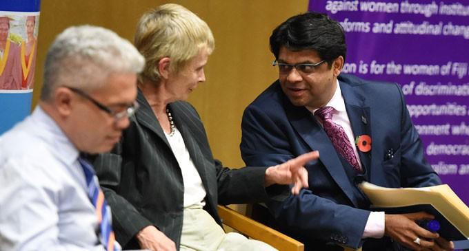 Constitution Implementation In Fiji Discussed