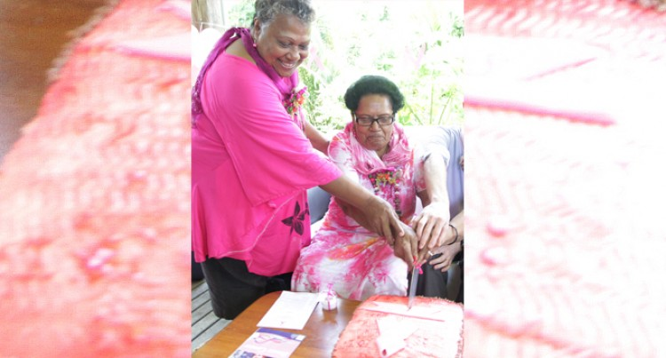 Surviving Breast  Cancer A Blessing
