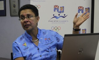 $4.9m Needed For Rio: Cathy Wong