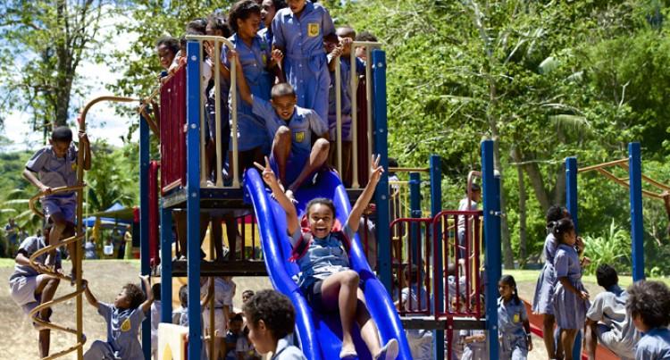 Children's Park For Savusavu School