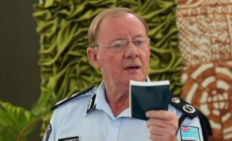 Police Officers Challenged About Attitudes