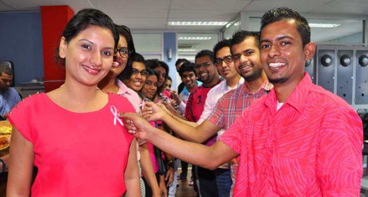 Vodafone Fiji Launches PINKTOBER