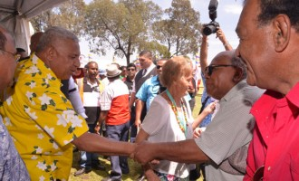 Celebrating Privilege of Being Fijian: PM