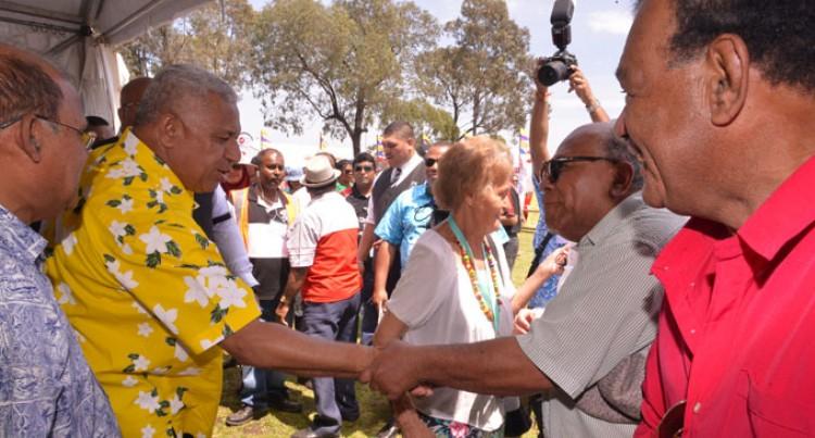 Celebrating Privilege of Being Fijian: PM