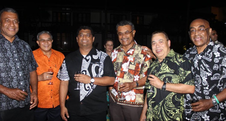SPEECH: 54TH AGM Of The Fiji Commerce And Employers Federation Dinner