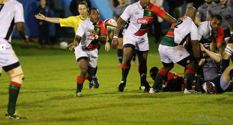 Fijians Precise, Punishing in Win