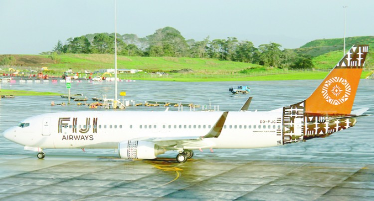 Fiji Airways Brings iPads In B737 Business Travel