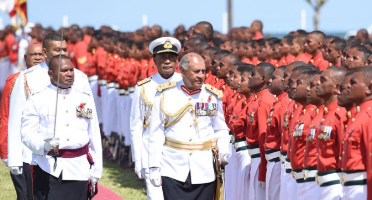 PM: RFMF Officers To Attend War Colleges