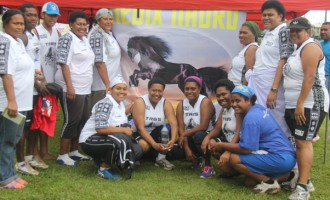 Our Nurses Enjoy Time Out In Levuka