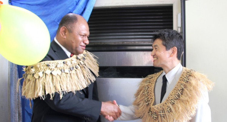 Fisheries Programmes To Benefit Fijians