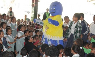 Handwashing Helps Fight NCDs