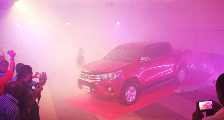 A New Era For Pick-Up, Every Inch A Hilux