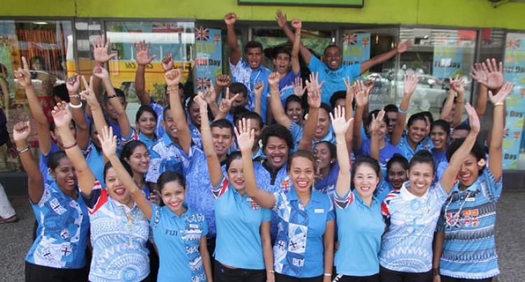Fijians Unite In Celebration