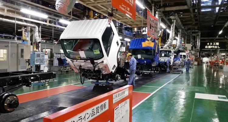 A Visit To Isuzu's Manufacturing Centre