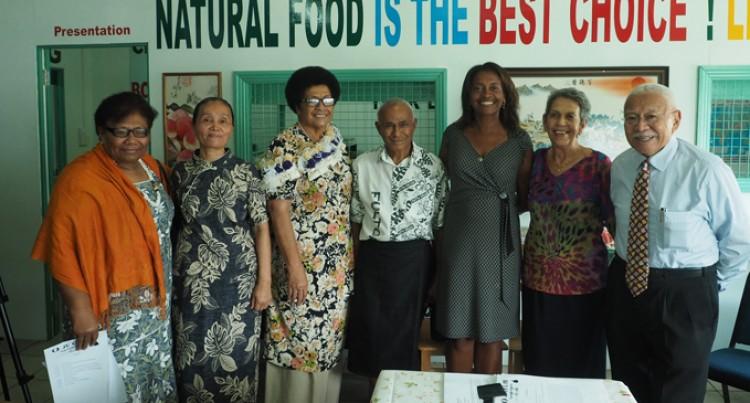 Herbalist Opens Vegetarian Restaurant In Suva