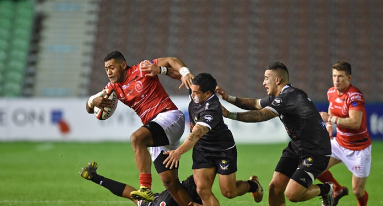 Bulumakau Ready For Final
