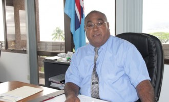 Koroilavesau Continues Discussions On Report