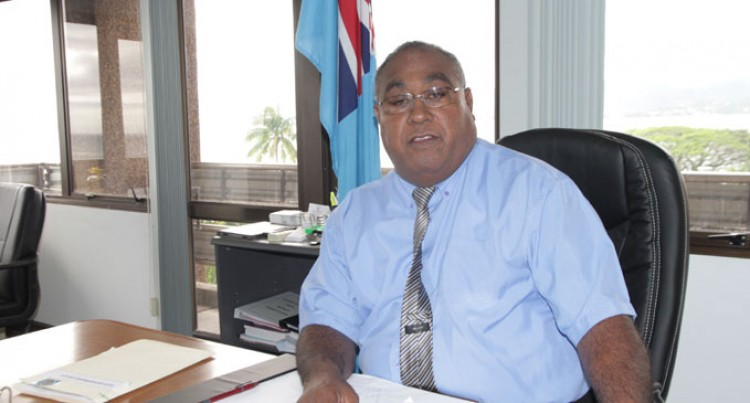 Minister Semi  Koroilavesau On  A Mission