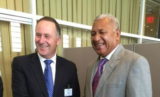 PM, Key Meet For First Time Since 2006