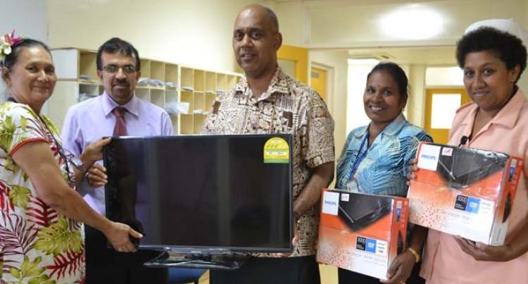 Labasa Hospital Increases Healthy Living Awareness
