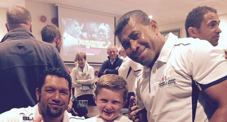 Serevi, Little Play For A Cause