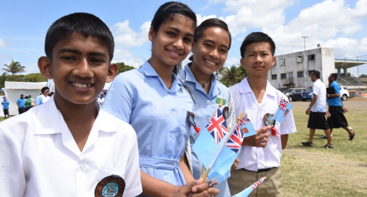 'We're Proud To Be Fijians'