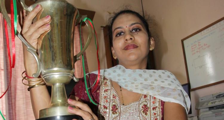 Singh wins Best Principal Award