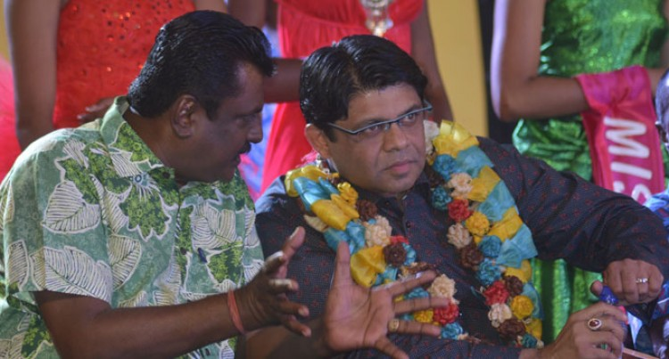 Let's Move Fiji Forward,  Says A-G