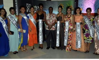 Charity Fiji Pageant In Full Swing