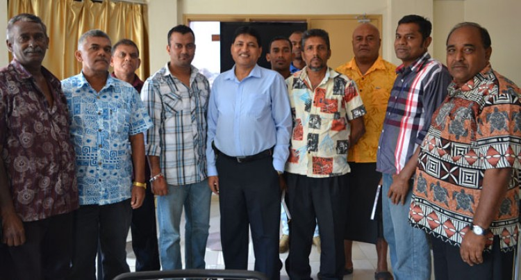 MP Maharaj Hears Road  Concerns In The North