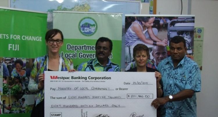 UN Women Supports Ba, Lautoka, Labasa Vendors